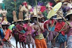 Cultural parade Stock Photos
