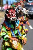 Cultural parade Stock Photography