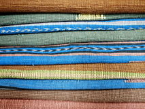 Cultural textiles Stock Photos