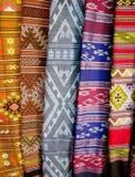 Cultural textiles Stock Photo