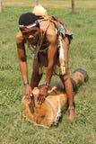 Culture africaine Photo libre de droits