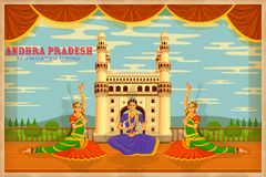 Culture of Andhra Pradesh Royalty Free Stock Photography