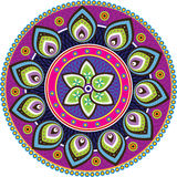 Culture art pattern Royalty Free Stock Images