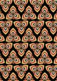 Culture art pattern Stock Photo