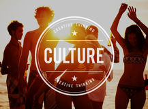 Culture Customs Belief Ethnicity Concept Stock Photography