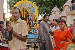 Culture d'hindouisme Image libre de droits