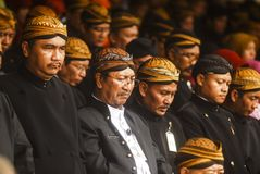 CULTURE DE JAVANESE Photo libre de droits