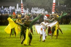 CULTURE DE JAVANESE Photo stock