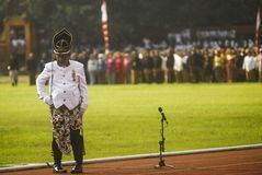 CULTURE DE JAVANESE Photographie stock