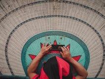 Culture de ponorogo de Reog images libres de droits