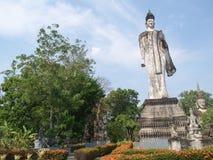 Culture de temple de Bouddha en Thaïlande Photographie stock libre de droits