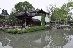 Culture of Horti in SuZhou Stock Image