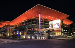 Culture house in Luleå Royalty Free Stock Image