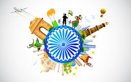 Culture of India Royalty Free Stock Photography