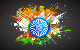 Culture of India Stock Image