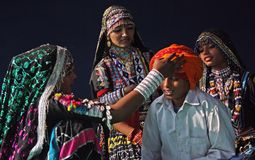Culture indienne Images stock