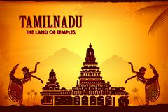 Culture of Tamilnadu Royalty Free Stock Photos