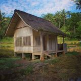 Culture. A traditional house in Garut West Java Indonesia royalty free stock photos