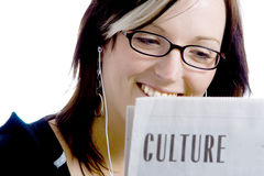 Culture woman royalty free stock photography