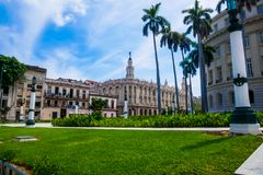 Cultureel Cuba stock afbeeldingen