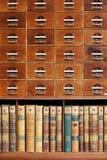 Cultureel erfgoed - Uitstekende Bibliotheek stock foto's
