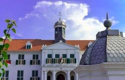 Cultureel erfgoed van Oud Djakarta Royalty-vrije Stock Afbeeldingen