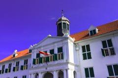Cultureel erfgoed van Oud Djakarta Royalty-vrije Stock Foto