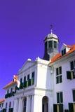 Cultureel erfgoed van Oud Djakarta Stock Foto's