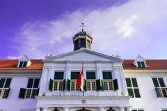 Cultureel erfgoed van Oud Djakarta Royalty-vrije Stock Fotografie