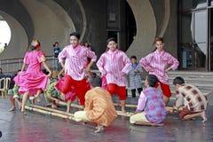 Culturele Danser Royalty-vrije Stock Afbeeldingen