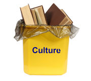 Cultuur in de bak stock foto's