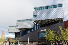Cultuurhuis Eemhuis Amersfoort Stock Afbeeldingen