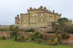 Culzean城堡,埃尔郡,苏格兰 库存图片