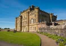 Culzean城堡 库存照片