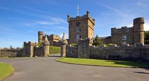 culzean的城堡 免版税库存照片