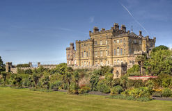 Culzean castle,. Taken in scotland uk Royalty Free Stock Photos
