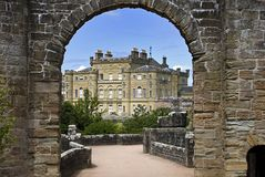 Culzean castle Royalty Free Stock Images