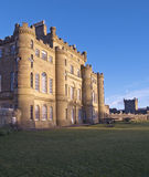 Culzean castle. Beatiful view of culzean castle, scotland Stock Photos