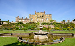 Culzean castle Royalty Free Stock Photo