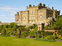 Culzean Castle. Afternoon at Culzean Castle, Scotland Royalty Free Stock Photo