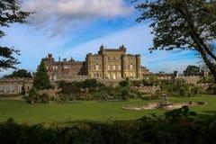 Culzean Castle Ayrshire Σκωτία σε ένα ηλιόλουστο απόγευμα στοκ φωτογραφίες με δικαίωμα ελεύθερης χρήσης