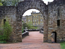 Culzean Castle, Scotland royalty free stock image