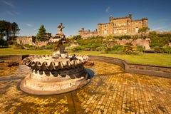 Culzean-Schloss, Ayrshire-Rind, Schottland Lizenzfreie Stockbilder
