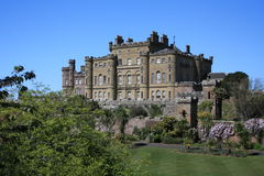 Culzean Schloss, Ayrshire-Rind, Scotl Lizenzfreie Stockbilder