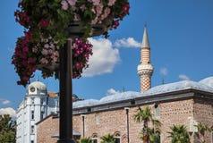 Cuma Camii Dzhumaya Mosque Plovdiv Stock Images