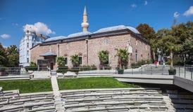 Cuma Camii Dzhumaya Mosque Plovdiv Stock Photos