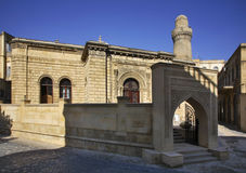 Cuma Mosque in Baku. Azerbaijan Stock Photo