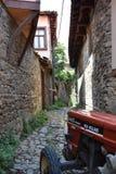 Cumalikizik村庄,伯萨,土耳其 图库摄影