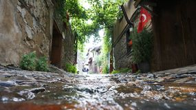 Cumalikizik Bursa Τουρκία στοκ φωτογραφίες με δικαίωμα ελεύθερης χρήσης
