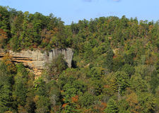 Cumberland Escarpment Royalty Free Stock Photography